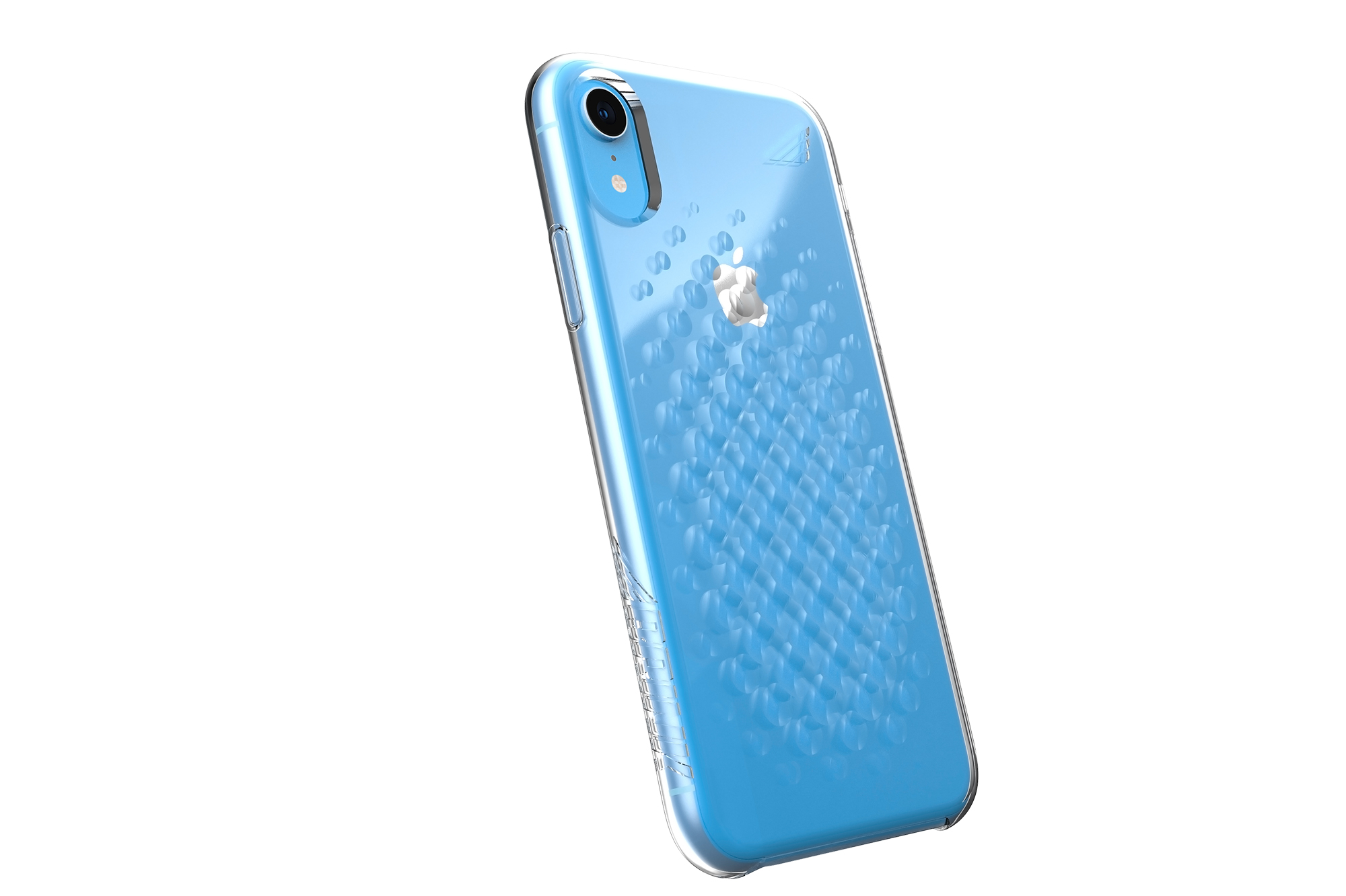 I Phone XR Blue (1)