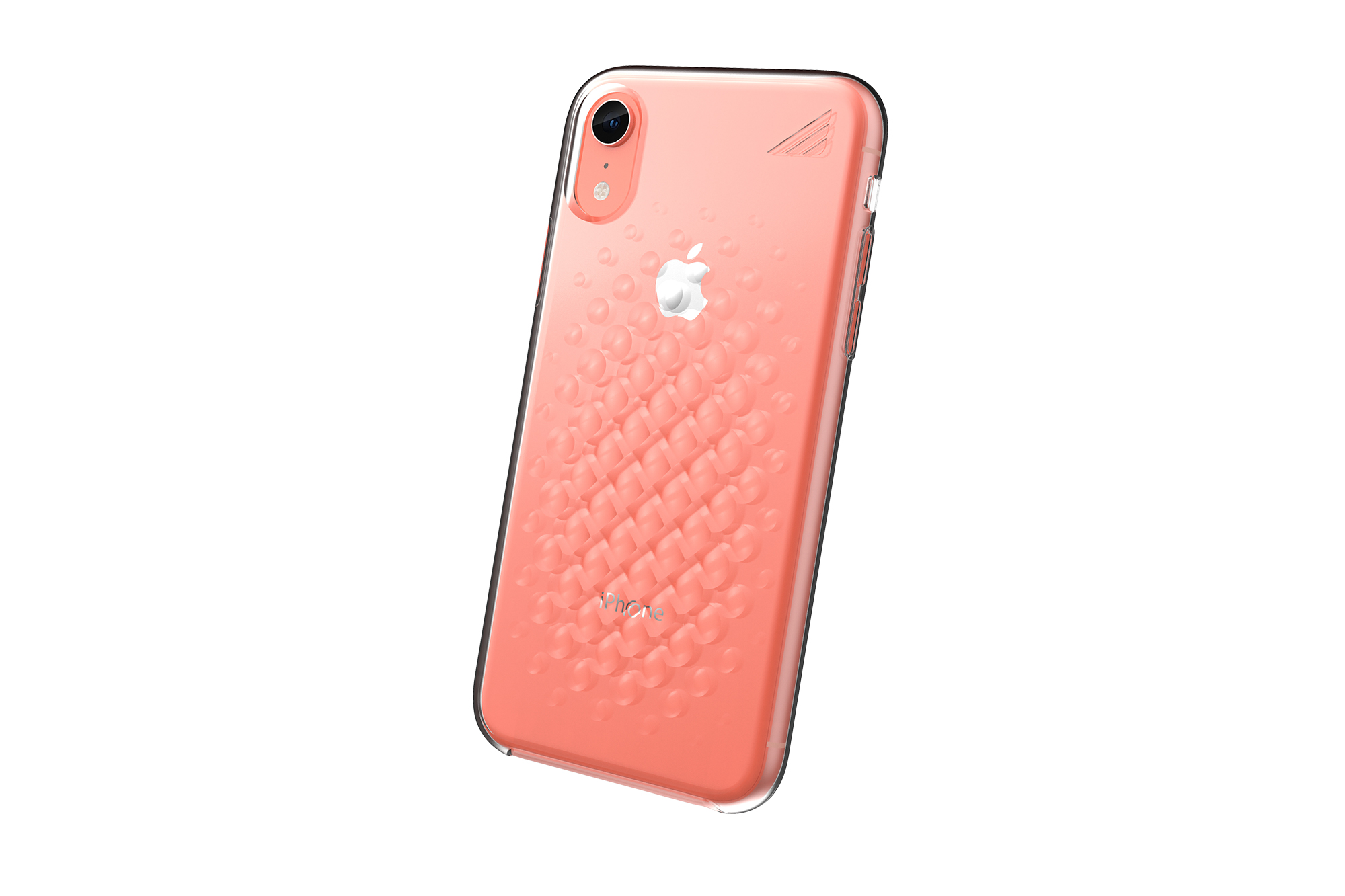 i Phone XR Peach
